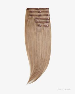 Naturalne włosy Clip In 55 cm 300g