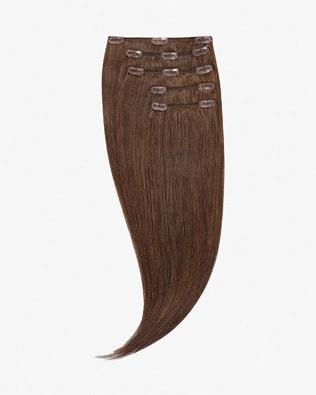 Naturalne włosy Clip In 40 cm 120g