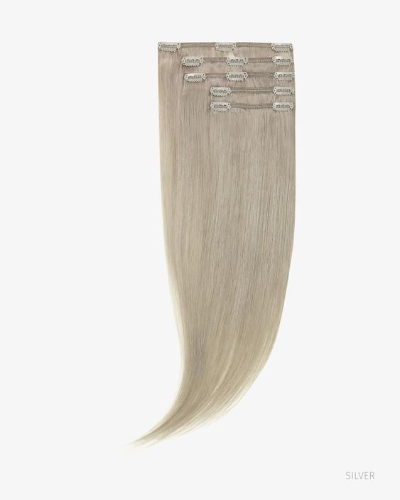 Naturalne Włosy Clip In 55 Cm 120g Doczepiane Pl