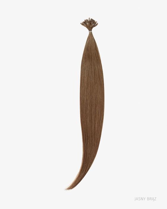 Naturalne włosy Clip In 55 cm 220g